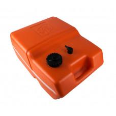 """Бак топливный переносной без указателя уровня в комплекте с переходником """"елочка"""", 29 л"""