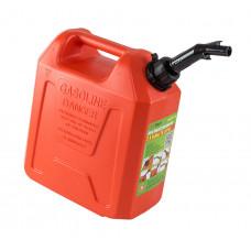Канистра для ГСМ пластиковая, 10 л. Seaflo