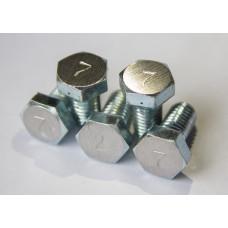 Жиклер стальной №7 для дроболейки DK-5 (Дробь №6-7)